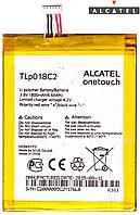 Батарея (акб, аккумулятор) TLp018C2 для Alcatel One Touch 6033X Idol Ultra (1800 mah), оригинальный