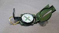 КОМПАС TSC-6 армейский, туристический, компас металлический