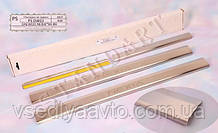 Защита порогов - накладки на пороги Daewoo NEXIA с 1994-1999 гг. (Standart)