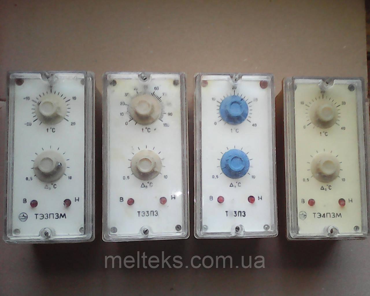 Терморегулятор ТЭ2П3, ТЭ3П3, ТЭ4П3