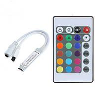 Контроллер RGB OEM 6А-IR-24-MINI