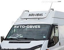 Люстра на крышу под ПТФ для Форд Транзит 2000-2014 -> Новая услуга - установка диодов