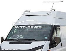 Люстра на крышу под ПТФ для Форд Транзит 2000-2014 (средний вариант) -> Новая услуга - установка диодов