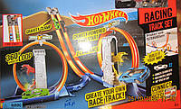 Трек Hot Wheel для двух машинок 157*86*65