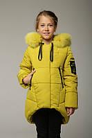 Куртка «Мая», олива 34,36,38