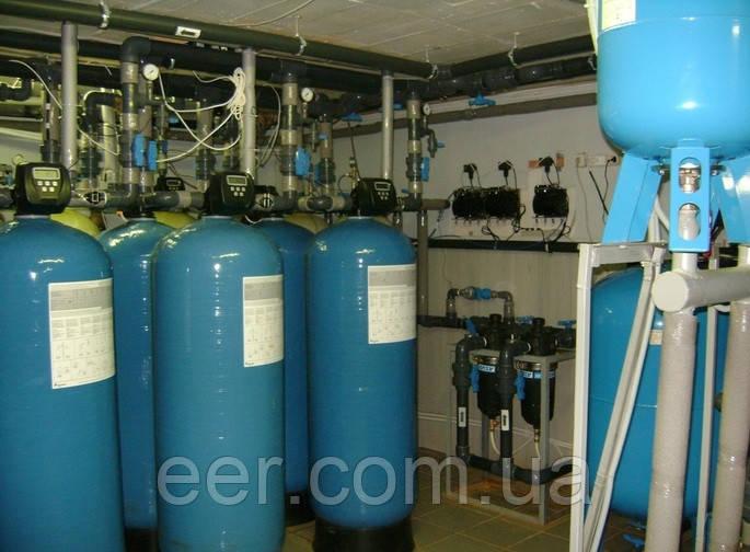 Модернизация систем водоподготовки ТЭЦ