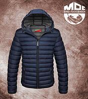Теплая современная куртка