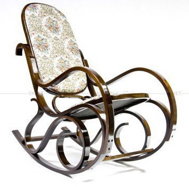 Кресло-качалка (темное), фото 1