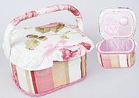 Шкатулки и корзинки для рукоделия
