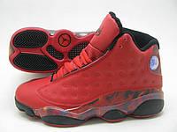 Баскетбольные кроссовки Nike Jordan 13 Red Black