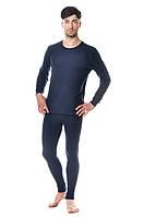Мужской костюм 3010 - т.синий: XS-S, M-L, XL-2XL, 3XL-4XL