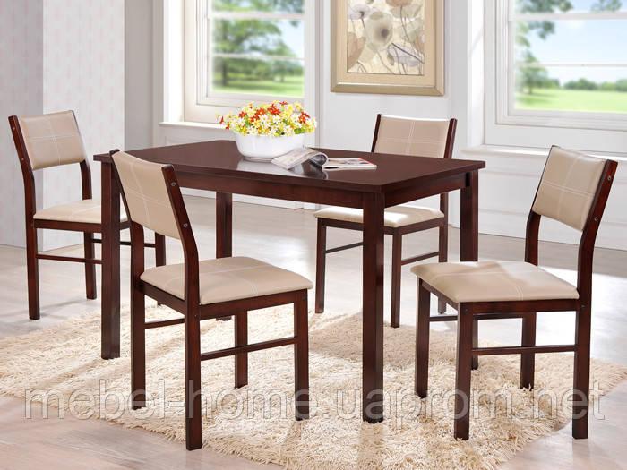 """Комплект стол и стулья """"Лорри"""" - Интернет-магазин """"Мебельный дом"""" в Одессе"""