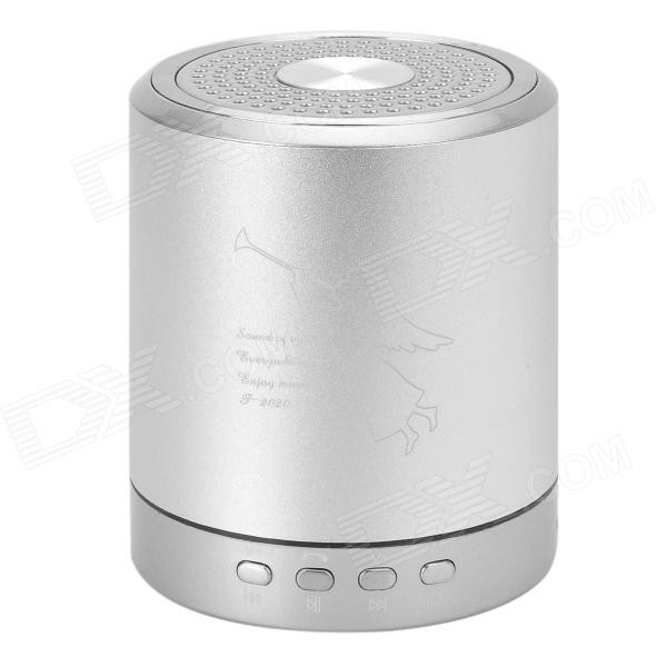 Портативная мини-колонка 2020Q (MP3, USB, FM, SDcard),