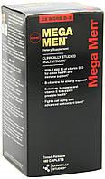 Витамины и минералы GNC Mega Men (180 tabs)