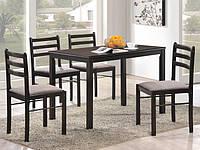 """Комплект стол и стулья """"Фиеста"""""""