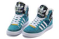 Кроссовки зимние женские Adidas EE0180