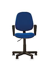 ОФисное Кресло стул с подлокотниками и регулировкой высоты FOREX C