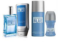 "Набор ""Individual Blue"" Avon (Эйвон,Ейвон) для него"