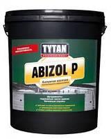 Мастика битумная Abizol P (18кг) для фундамента