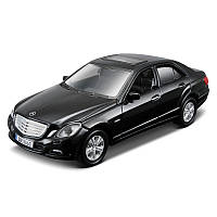 Автомодель Mercedes Benz CL-550 Bburago (белый, черный, 1:32)