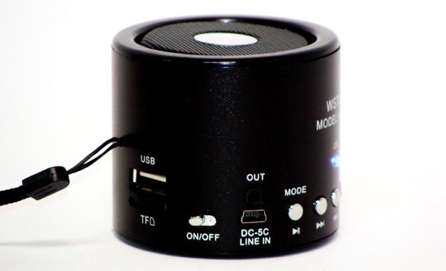 Портативная колонка MP3 от USB FM WS-A8