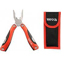 Нож YATO YT-76041 полифункциональные с 9 складными инструментами