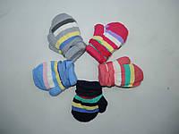 Варежки для новорожденных до года