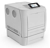 Полноцветный принтер Ricoh Aficio SP C340DN. Формат А4, дуплекс.