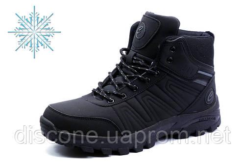 Зимние ботинки Classica, мужские, на меху, черные