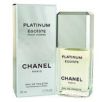 Chanel Egoiste Platinum духи мужские от La tour Eiffel Франция