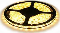 Светодиодная LED лента SMD 3528 - 60 WW, герметичная