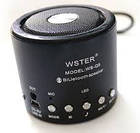 Колонка Bluetooth WSTER WS-Q9 , фото 4