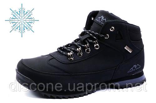 Зимние ботинки Bonote, мужские, на меху, черные