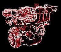 Двигатель в сборе 1.5л 477F.bj0000e08aa ZAZ Forza / Chery A13. Двигун в зборі / engine body. Made in China