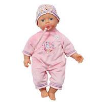 Кукла Нежная кроха 32 см Mу Little Baby Born Zapf