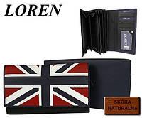Кожаный кошелек женский фирменный