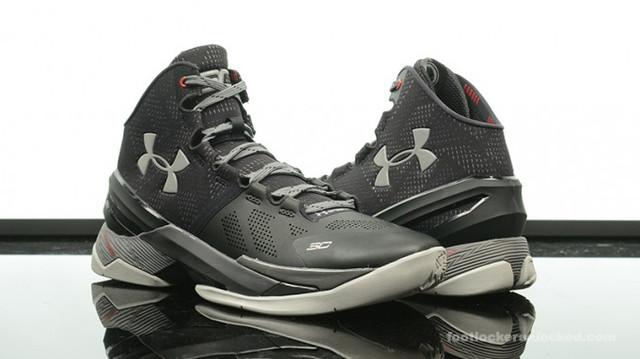 Кроссовки баскетбольные мужские Under Armour Curry Black Оригинал