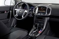 Штатная магнитола для Chevrolet Captiva 2012+ Windows