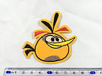 Нашивка angry birds