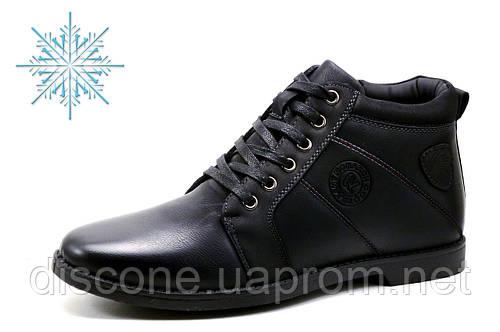 Зимние ботинки Nasite, мужские, черные