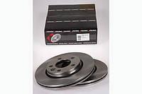 Гальмівний диск задній (LUCAS, 294x22mm) VW Transporter T5 03- PRD6104 PROTECHNIK (Польща)