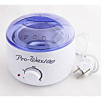 Баночный воскоплав Pro Wax 100, нагреватель воска pro wax