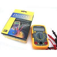 Мультиметр цифровой DT830LN Тестер , измерительные приборы, товары для дома