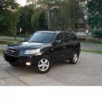 Прокат авто Hyundai Santa Fe без водія