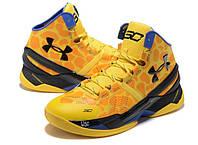 Мужские баскетбольные кроссовки Under Armour Curry giraffe pattern 2 , фото 1
