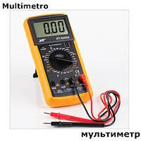 Мультиметр DT9205 ,тестер цифровой, измерительные приборы, товары для дома