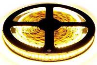 Светодиодная LED лента SMD 3014 - 240 WW, не герметичная