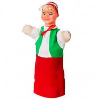 """Кукла-рукавичка """"БУРАТИНО"""" (пластизоль, ткань)"""
