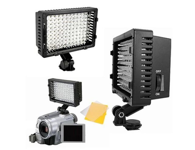 Светодиодный  накамерный свет LED-126 (Pro LED Cn-126)