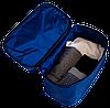 Прямоугольный дорожный органайзер для косметики ORGANIZE  (синий), фото 4